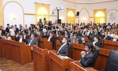 Juraron los nuevos concejales y el Concejo se rearma