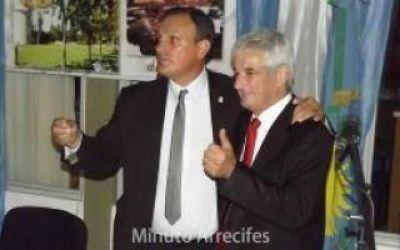 Elecciones 2015: Juró Javier Olaeta y es el nuevo Intendente de Arrecifes