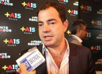 Seré un buen perdedor: Lisandro Bonelli se quedó con las ganas de presidir el bloque massista