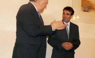 López y Vidal realizaron el traspaso de mando