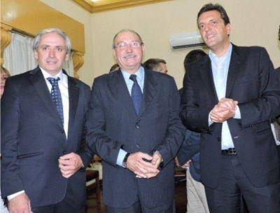 Javier Gastón asumió la intendencia de Chascomús