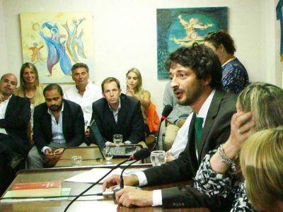 Pinamar: Martín Yeza juró como nuevo Intendente de Pinamar