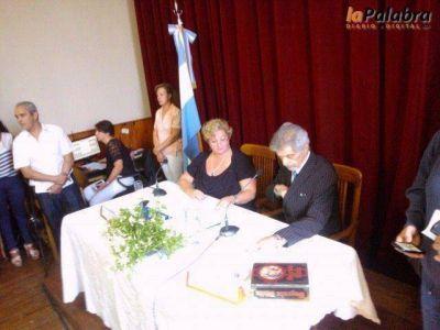 Asumieron los concejales electos y las nuevas autoridades del HCD