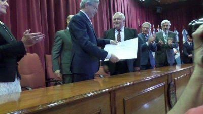 El juez Guillermo Alberto Catalano asumió hoy la presidencia de la Corte de Justicia de Salta