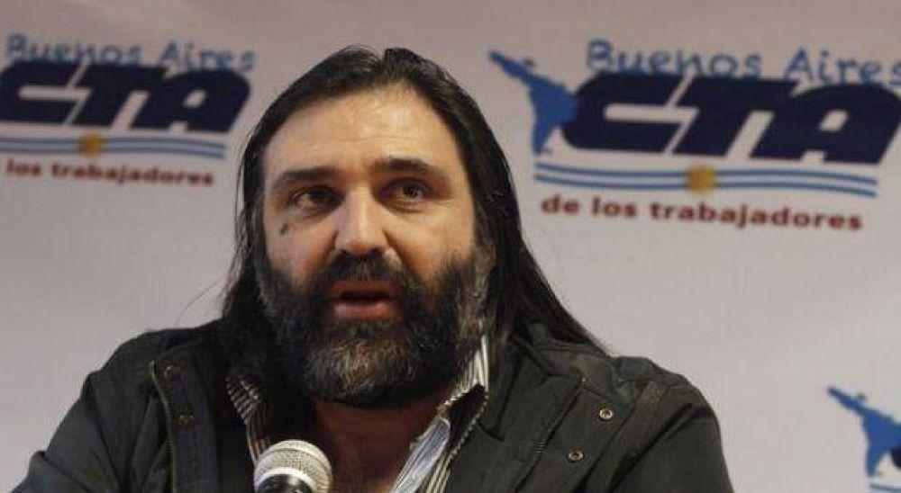 La réplica de los gremios docentes al primer discurso de Vidal como gobernadora