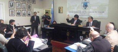 En la última sesión del año, los concejales aprobaron el Presupuesto 2016