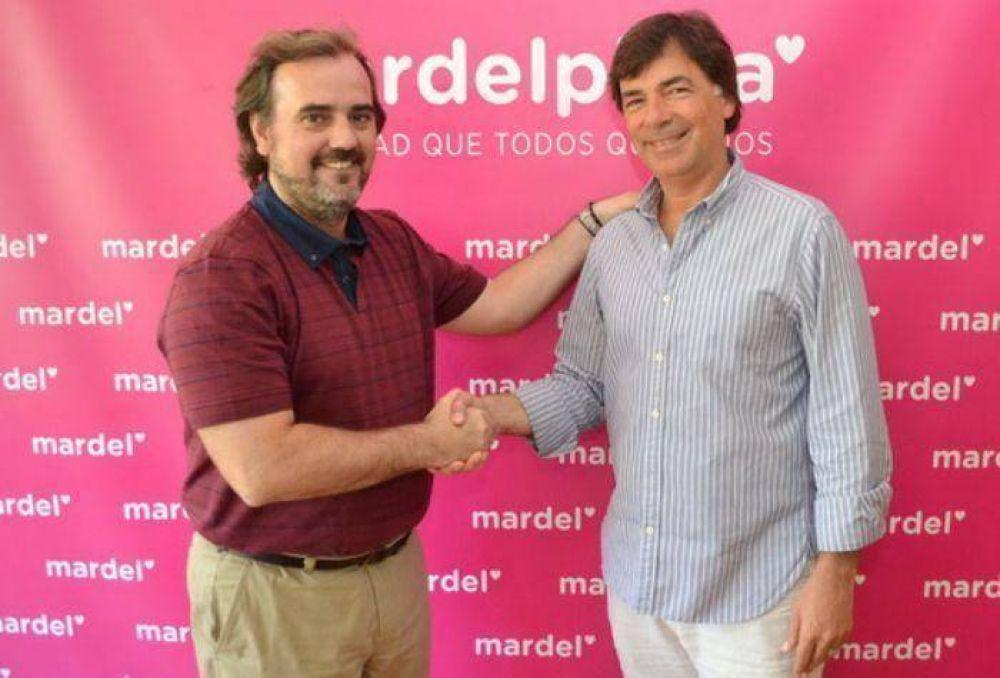 Emiliano Giri y Pablo Fernández firmaron en Turismo el acta de transferencia de mandato