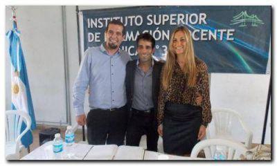 """Karina Rasso: """"Buscaremos el bienestar de las escuelas y de la Educación Pública"""""""