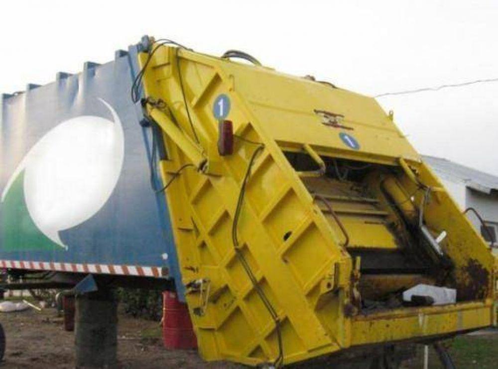 Se levantó el paro de los recolectores de residuos