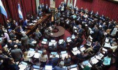 La puja por el reparto de comisiones en el Senado empieza esta semana
