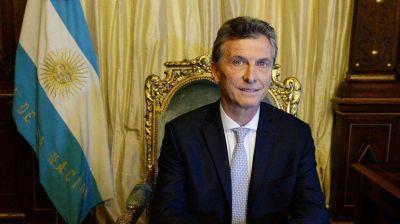 Macri anuncia la eliminación de las retenciones