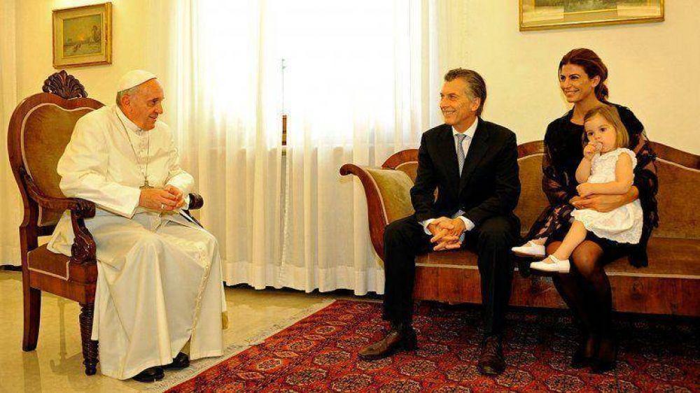 El Papa Francisco sigue sin hablarle a Mauricio Macri