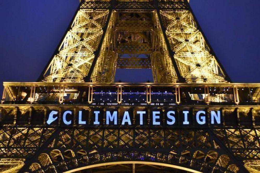 El Papa aplaude el acuerdo de París sobre el clima y llama a ocuparse de los más débiles