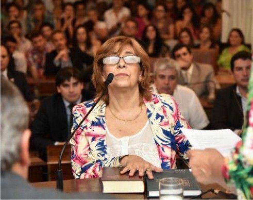 La Presidente del Concejo apuntó a trabajar por la gente y un Chascomús diferente