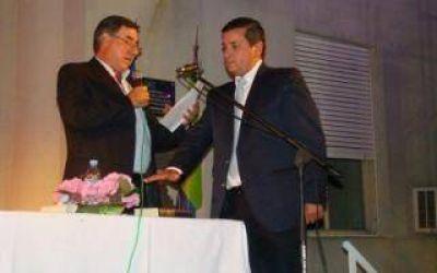 Pellegrini: Guillermo Pacheco asumió la intendencia