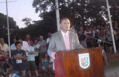 """Poletti: """"Nuestra meta es gobernar para los intereses de los vecinos"""""""