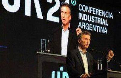 Macri anunció la eliminación de retenciones a exportaciones industriales