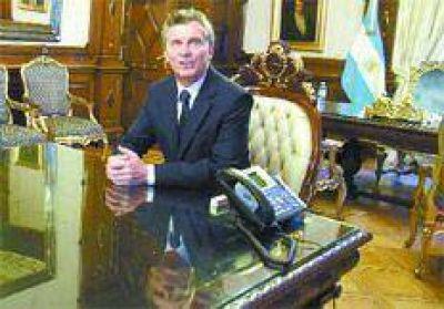 Macri se decidió por la Corte de manga