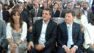 Con Massa, Carlos Bevilacqua asumió como intendente de Villarino