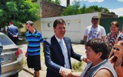 Villarino: Asumi� el Intendente Bevilaqcua