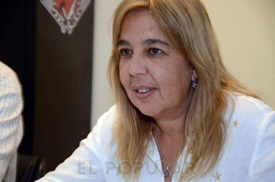 HCD: Krivochen reemplazará a Blanco
