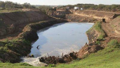 Obra para que Río Cuarto no vierta residuos cloacales