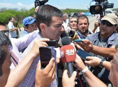 #LaRutaDeLaMuerte / Urtubey confirmó que la tragedia fue porque se reventó un neumático