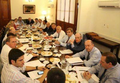 La Junta de Seguridad, uno de los ejes del inicio de la gestión