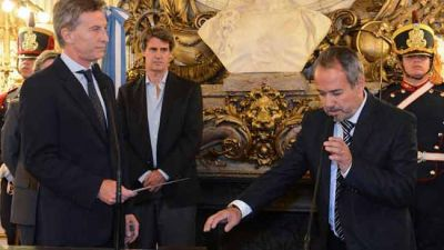 Asumió el pampeano Roberto Moro