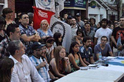 Repudio del FPV tras la violencia contra militantes de La C�mpora