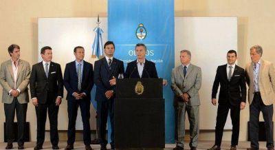 Macri se mostró con Galuccio en un anuncio de inversión para Vaca Muerta