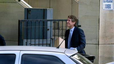 Boudou fue a Tribunales y se defendió en el caso de dádivas