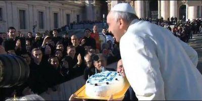 El Papa Francisco cumple este jueves 79 años
