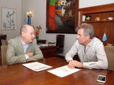 Buscan reflotar el proyecto de un tren que una Bah�a Blanca-Punta Alta