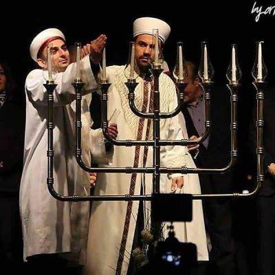 En Turquía se realizó la primera celebración pública de Jánuka