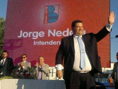 Jorge Nedela prestó juramento como nuevo intendente de Berisso