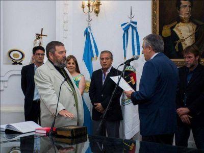 """Superior Tribunal – Morales sostuvo que """"es un gran cambio en la justicia provincial"""""""