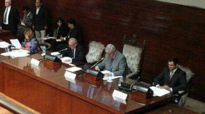 Paquete de leyes de Morales tomó estado parlamentario