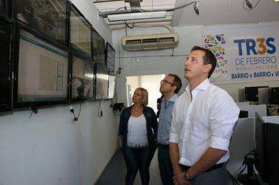 Valenzuela y Jofré buscan consensos sobre la seguridad