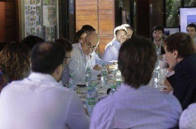 Rodríguez Larreta presidió la primera reunión de Gabinete del Gobierno de la Ciudad