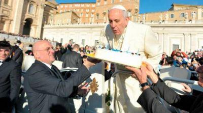 ¡Feliz Cumpleaños 79 Papa Francisco!