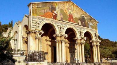 Iglesia en Jerusalén abre Puerta Santa por Jubileo de la Misericordia