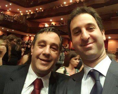 La DAIA con el ministro de Educación de la provincia de Buenos Aires