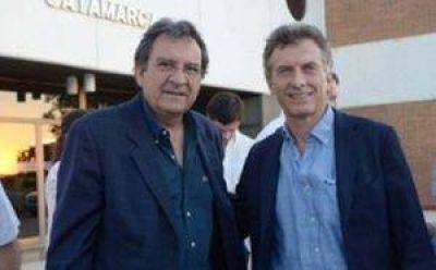 Castillo no es el mejor defensor de las designaciones de Macri en la Corte