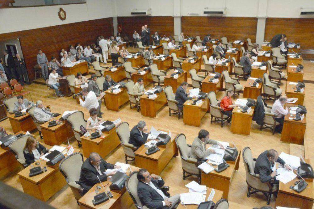 Aprobaron Begup y creación de municipios