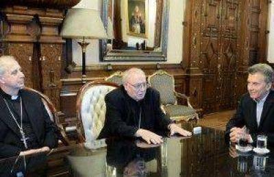 Macri tom� la iniciativa para intentar recomponer el v�nculo con Francisco