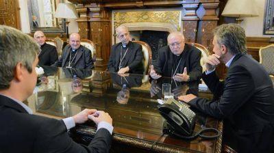 Pobreza y narcotráfico, las inquietudes que los obispos le llevaron a Macri