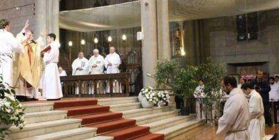 Monseñor Marino ordenará a dos nuevos sacerdotes para la Iglesia de Mar del Plata