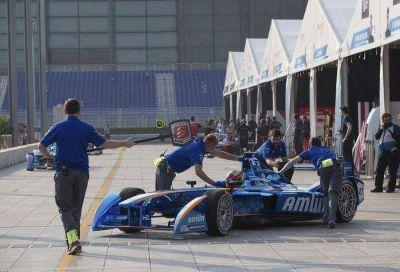 Rodríguez Larreta participó de la presentación de la Fórmula E que se correrá en la Ciudad