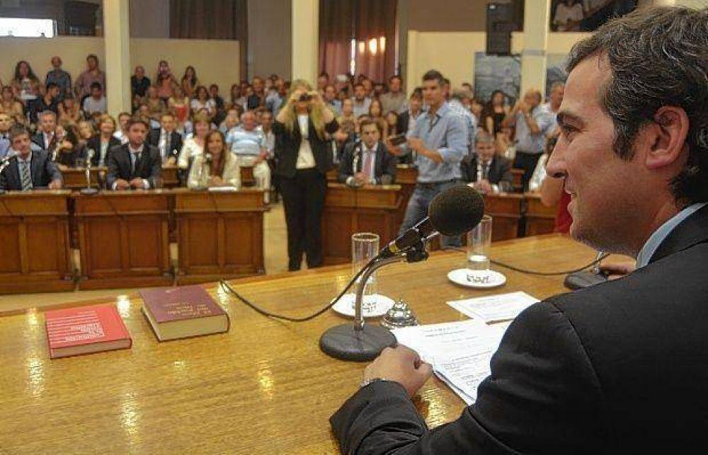 El Concejo reclamó a Vidal definiciones sobre ABSA